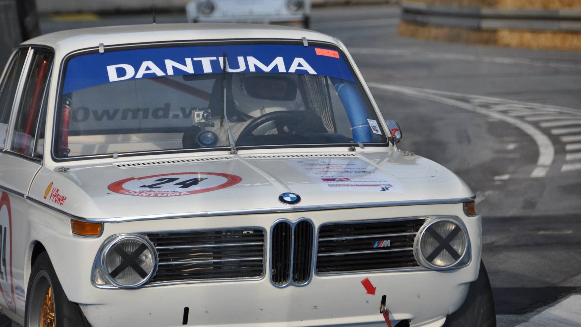 lupuRace - Classic BMW race and rally cars